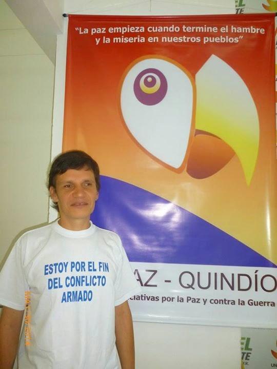 Jhon Jairo Salinas, POR LA CULMINACION DEL CONFLICTO
