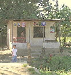Doña Elsa's pulpería, Tripoli, Honduras
