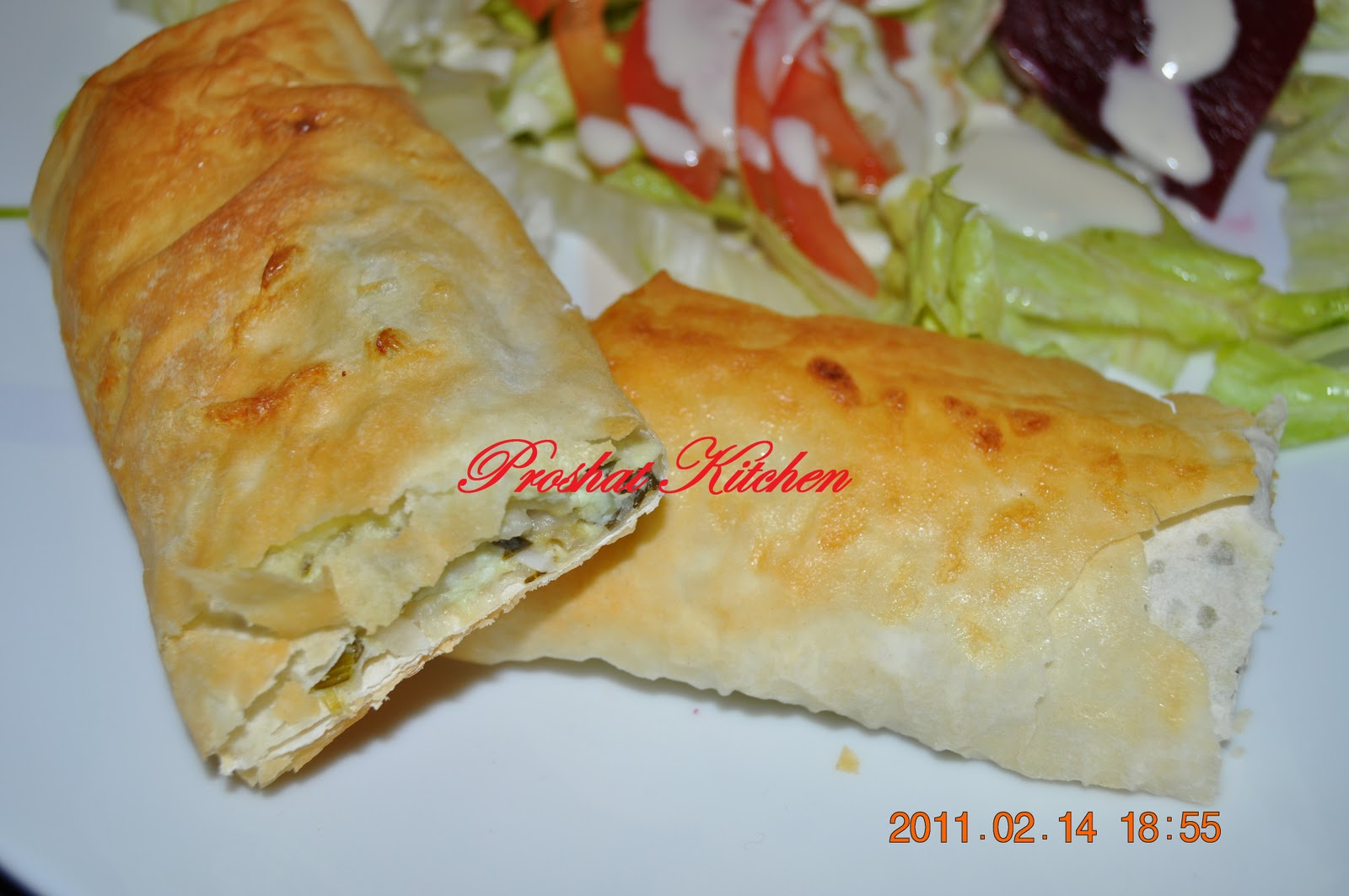 لذت لذت آشپزی: بورک ترکی