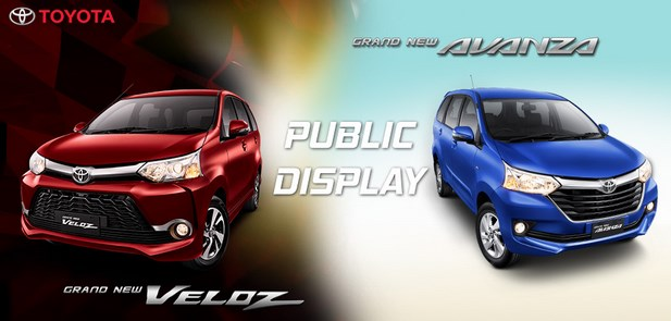 Toyota Grand New Avanza dan Grand New Veloz