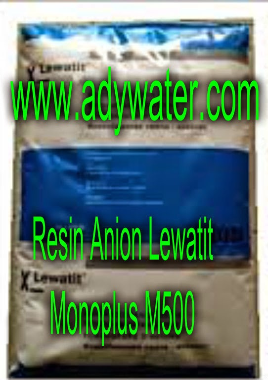 Jual Resin Anion  - 085624769004