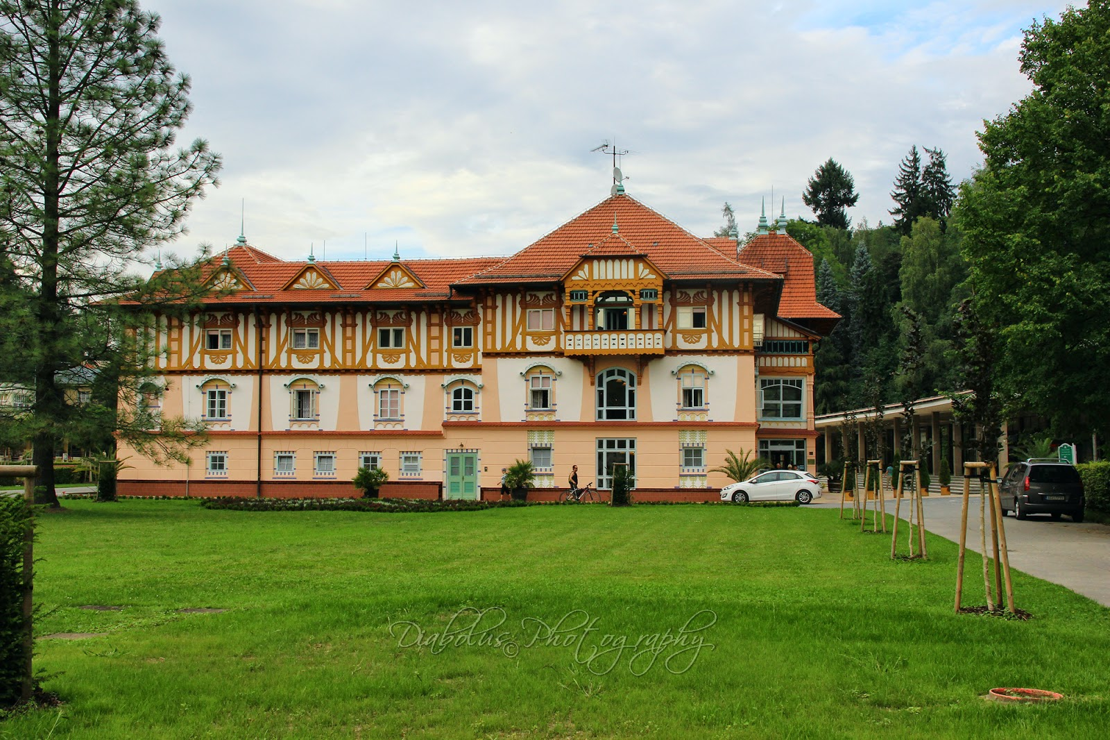 Jurkovičův dům/The Guesthouse of Jurkovič