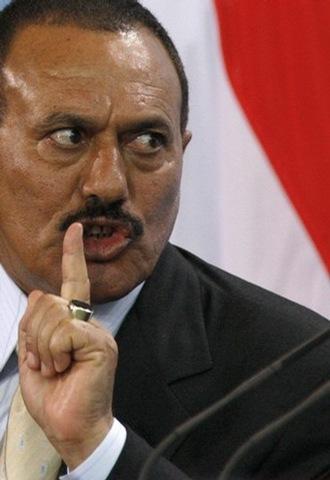 YEMEN : La tête est touchée. Un tyran de moins ! Au suivant