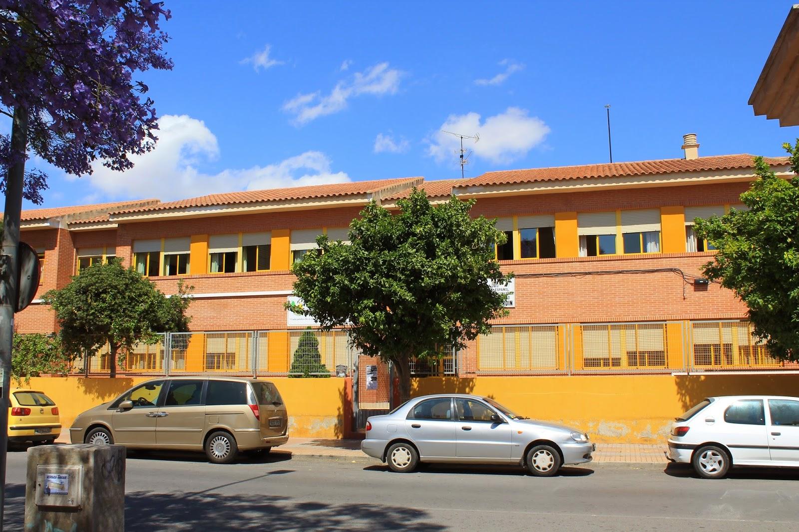 A diez minutos del centro 127 cartagena ciudad jard n for Instituto ciudad jardin