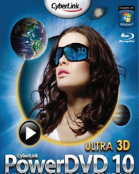 CyberLink Power DVD 10 Ultra 3D