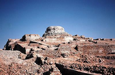 Mohenjo-Daro Mohenjo Daro Great Granary