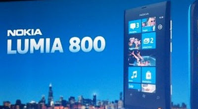 Nokia Lumia 800 smartphone for Developers