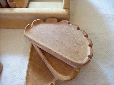 Articulos regionales tablas de asado bowls cuencos - Empanelados de madera ...