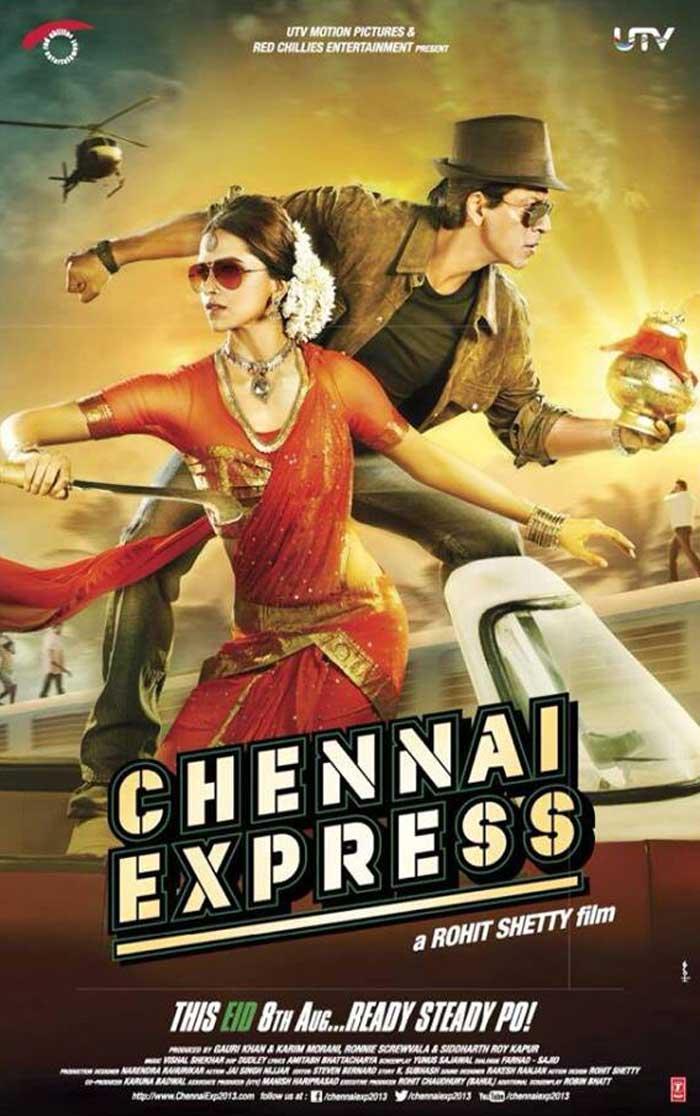 Bollywoods Much Awaited Movie Chennai Express | Latest ...