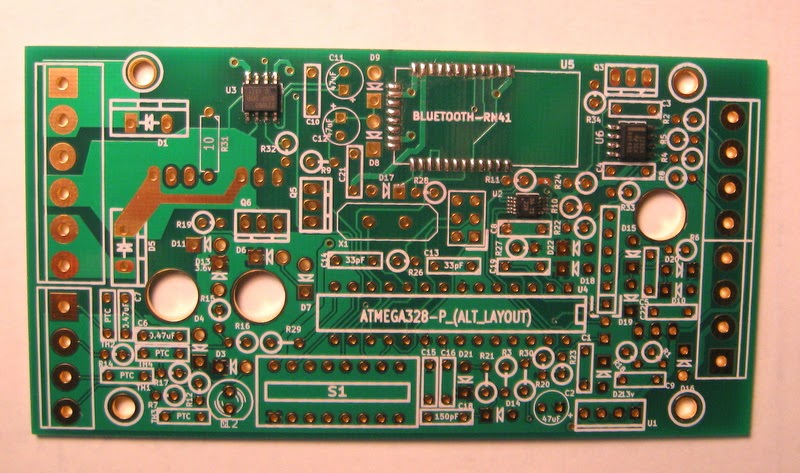 v0.1.4 blank PCB - $5  - (Includes US shipping)