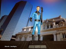 Coleção Marvel Figurine Nº 28