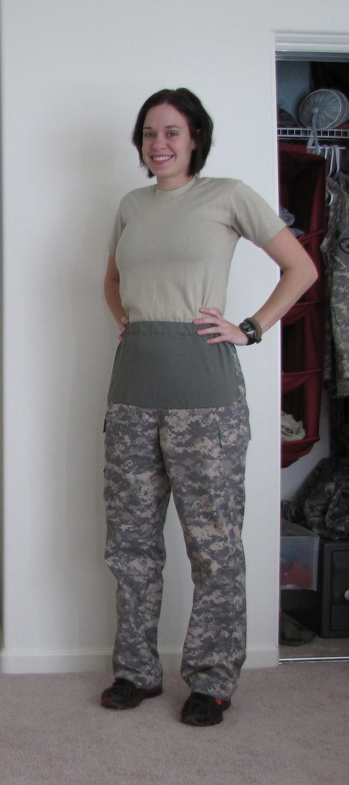 Maternity Uniform 63