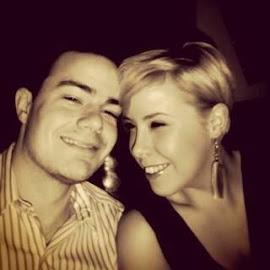 Sami & I....