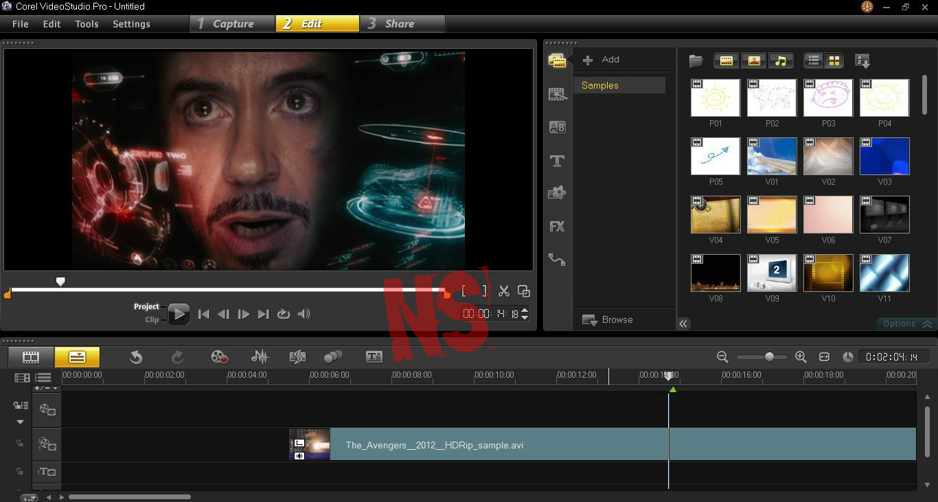 corel videostudio pro x6 crack keygen