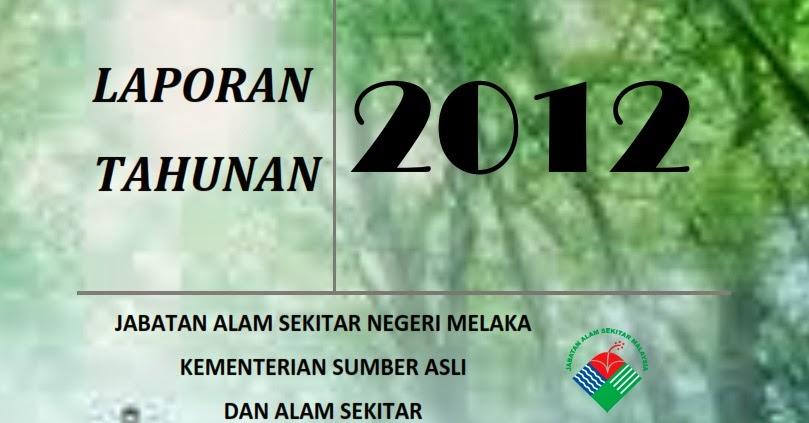 Laporan Tahunan JAS Melaka 2012