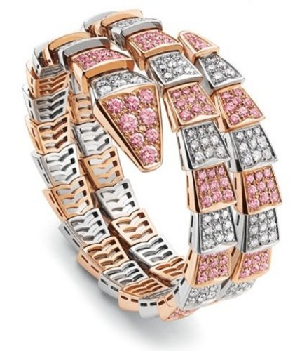 Bulgari Serpenti Jewellery