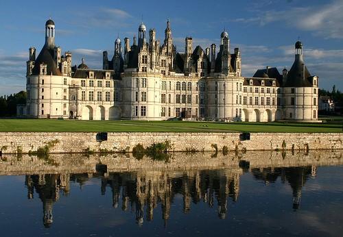 Senderismo con paco carrera los castillos del loira - Castillo de chambord ...