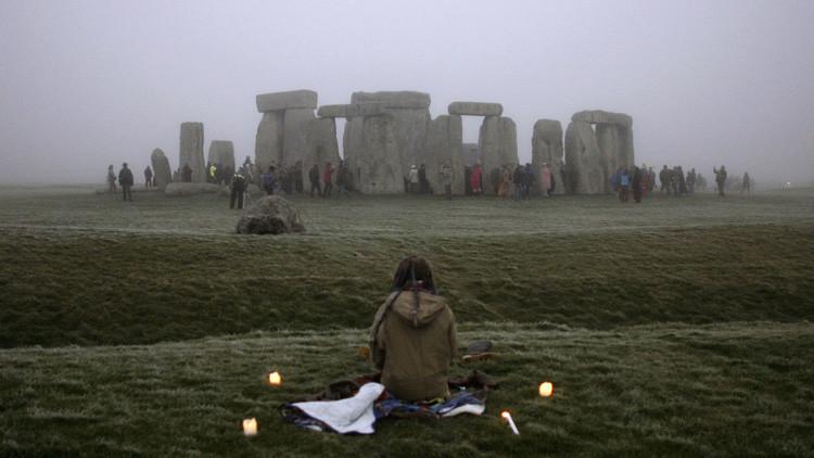 Las famosas piedras de Stonehenge fueron trasladadas por glaciares.