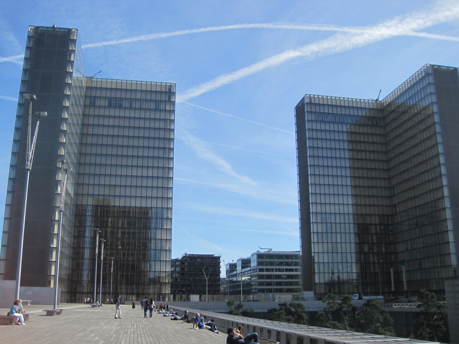 Modern Architecture France modern architecture walk in paris | so much more to see