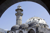 The Great El Omri Mosque (Tiberias)