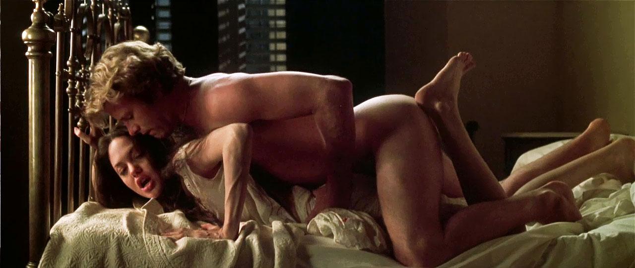 Angelina jolie double penetration samsung free watch online on PornMofo.