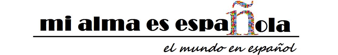 mi alma es española