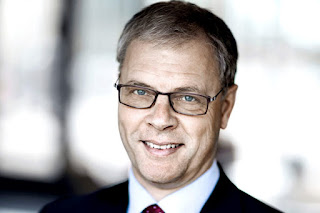 Carsten Krogsgaard Thomsen, Acting CEO of DONG Energy