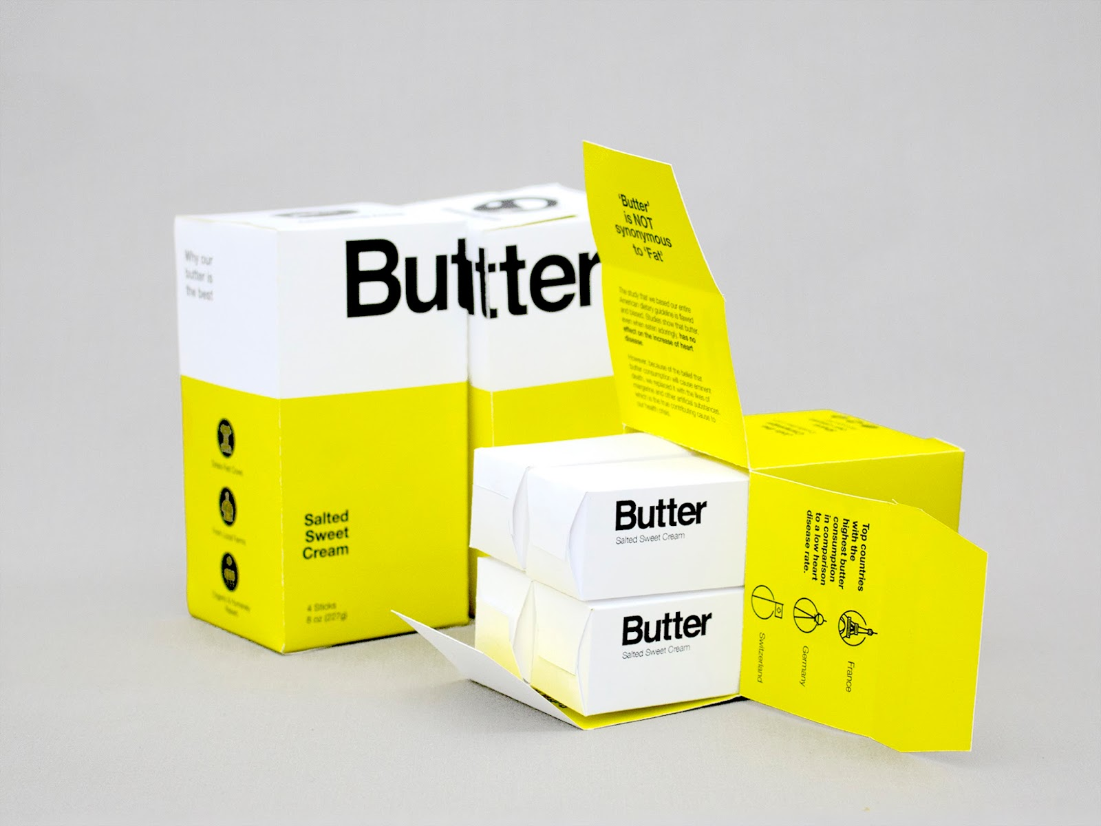 Butter (Student Project) on Packaging of the World ...
