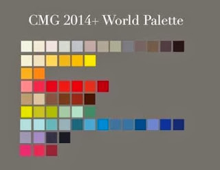 Color Marketing Group, fashion, jewelry, 2014+ World Palette, color trends