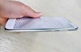 Tampilan Gambar Handphone Huawei Mulan