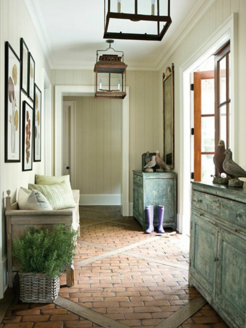 Coastal home 10 ways to to bring the outdoors in for The floor decor