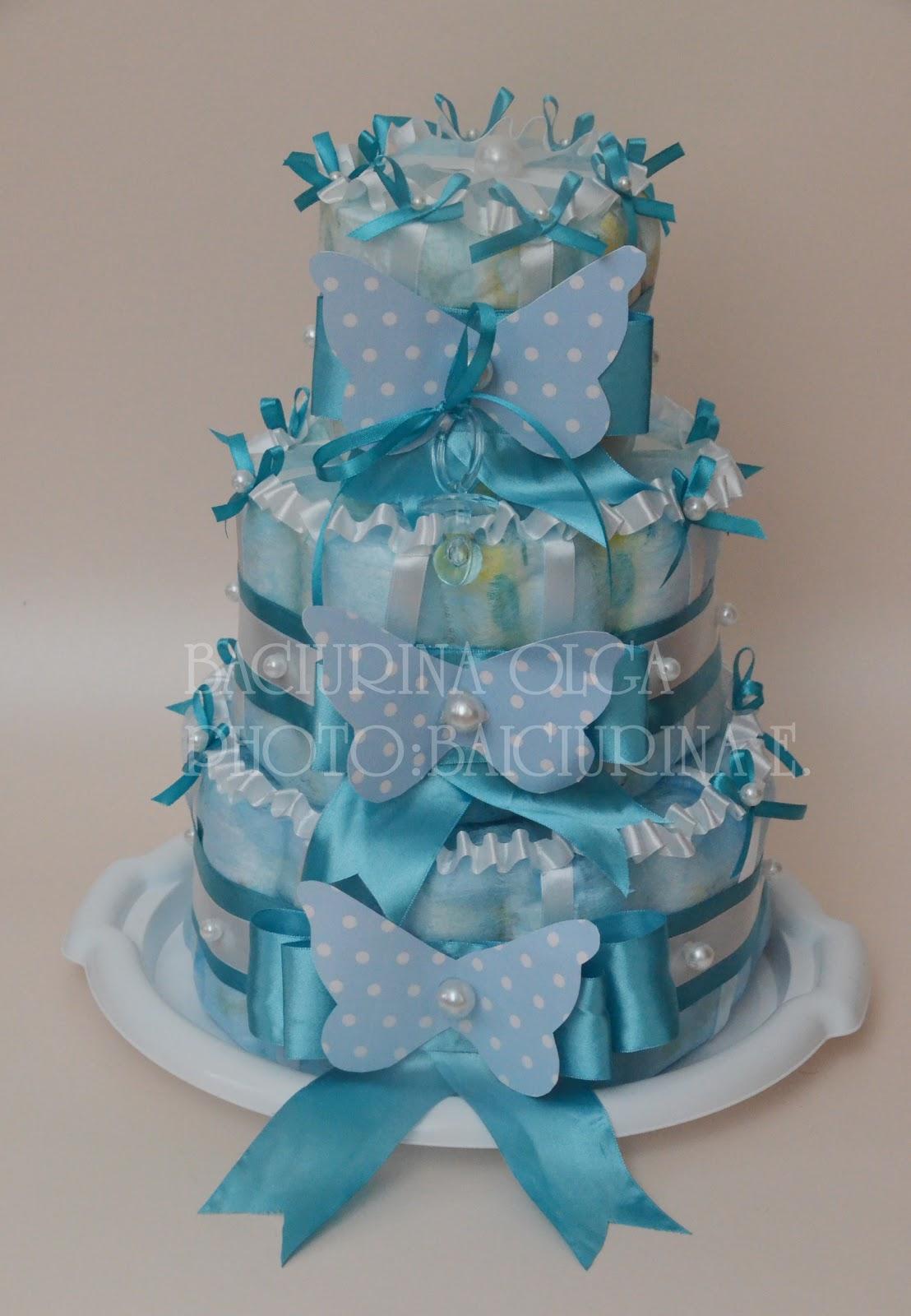 Как сделать торт красивый своими руками