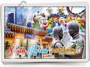tour and travel surabaya korea, paket tour wisata surabaya korea
