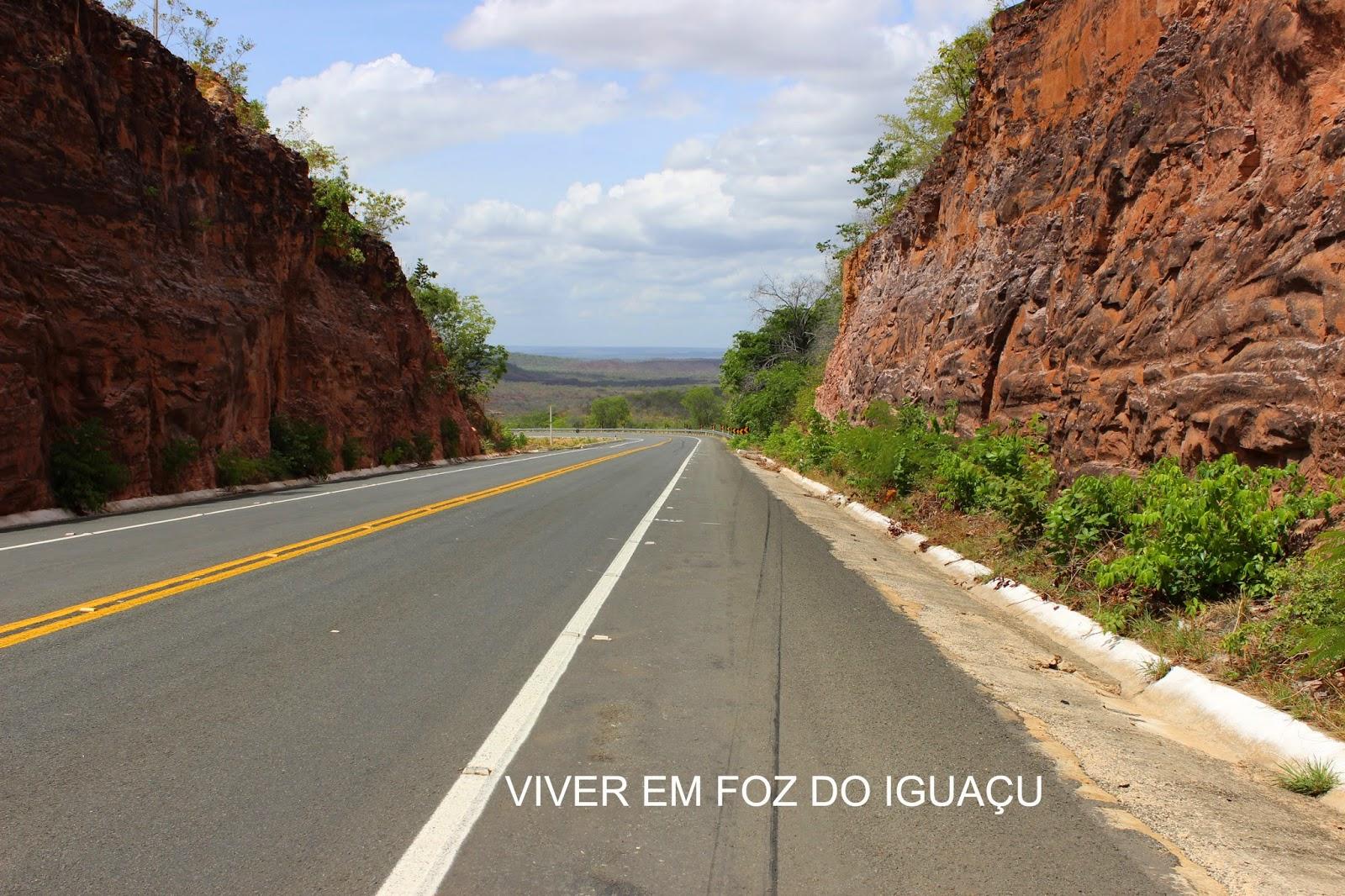 Viagem para Foz do Iguaçu: De carro cruzando o Brasil