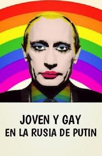 Joven y gay
