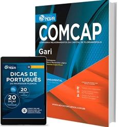 Apostila Concurso COMCAP Gari 2017