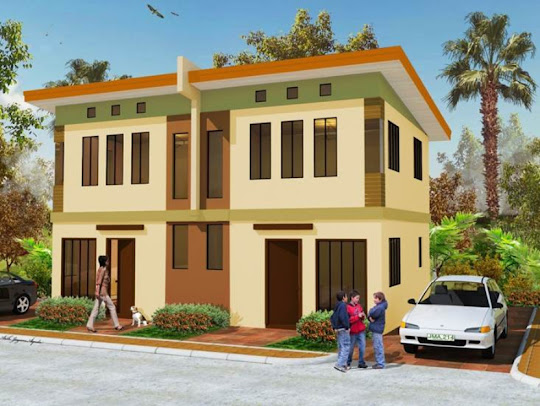 Common type of houses in the philippines philippines for Types of duplex houses