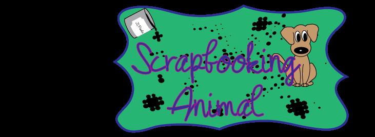 Scrapbooking Animal