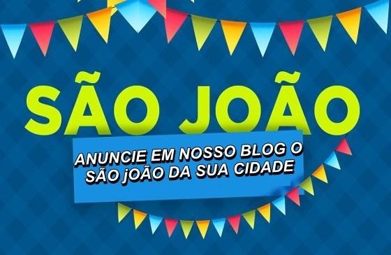 SÃO JOÃO 2019