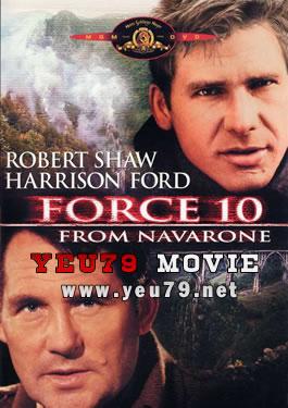 Biệt Đội 10 Đến Từ Navarone