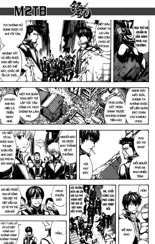 Gintama Chap 612 - Trang 3