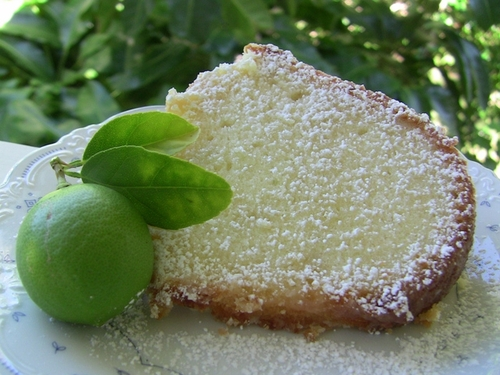 Buttermilk Lime Pound Cake Ideas and Designs
