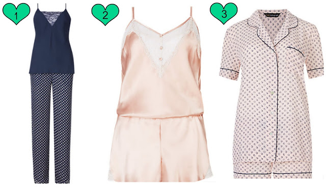 marks and spencer pyjamas bed time wish list