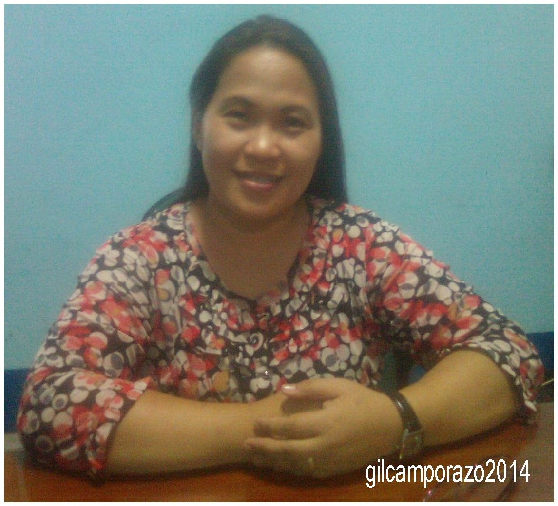 OIC-ASDS Gladys Sales in her office