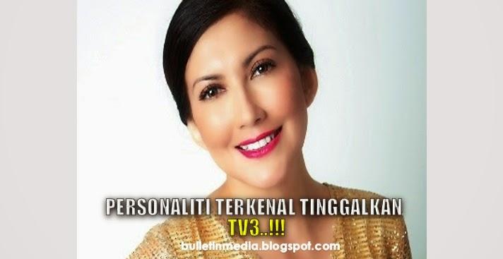 Personaliti Terkenal Tinggalkan TV3..!!!