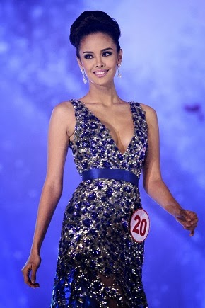 MEGAN  YOUNG MISS WORLD PHILIPPINES  2013   Photos!