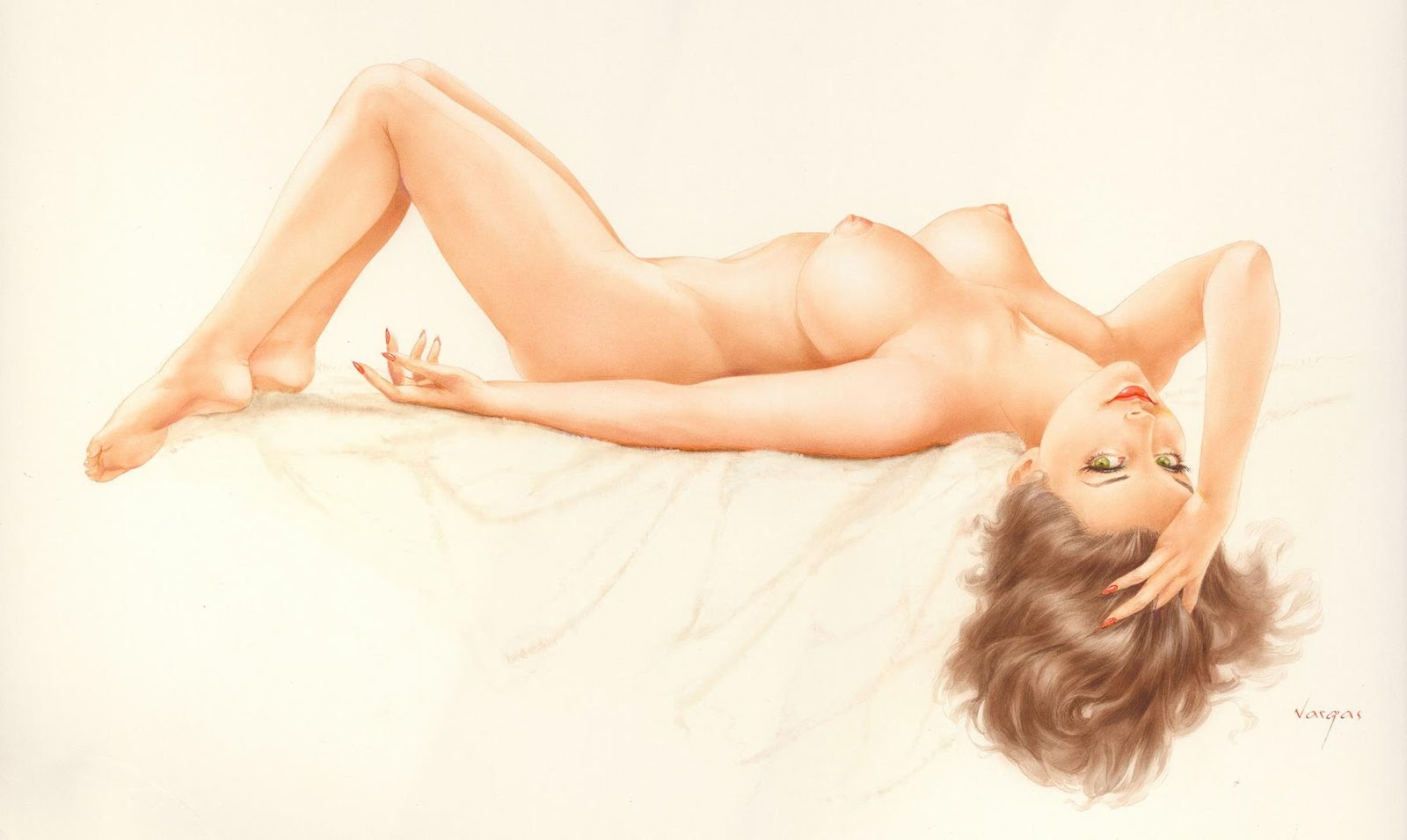 Slice of Cheesecake: Vargas pinups for Playboy