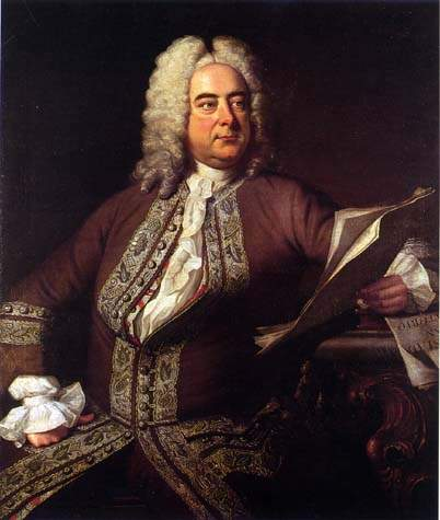 Frideric handel 23 φεβρουαρίου 1685 14 απριλίου