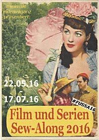 Film und Serien Sew-Along 2016