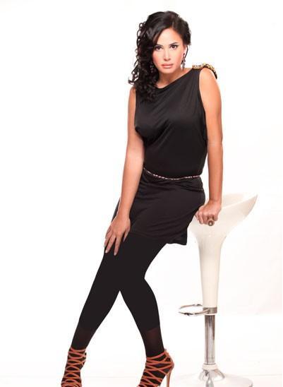 Hind Sabri sur le magazine Sayidaty